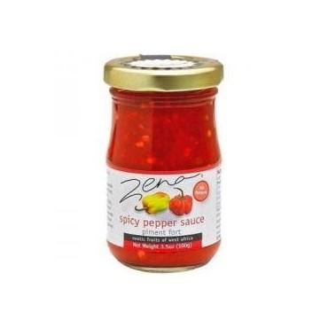 Zena purée de piment fort 100g