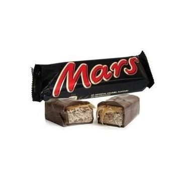 Mars caramel chocolat au...