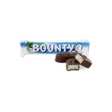 Bounty chocolat au lait...