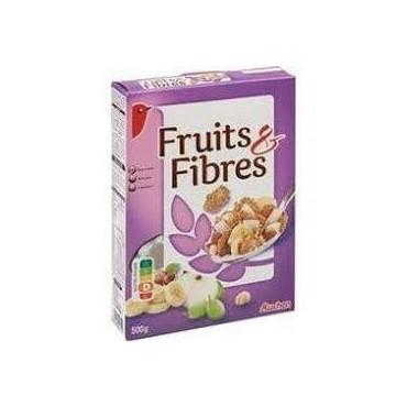 Auchan céréale fruits &...