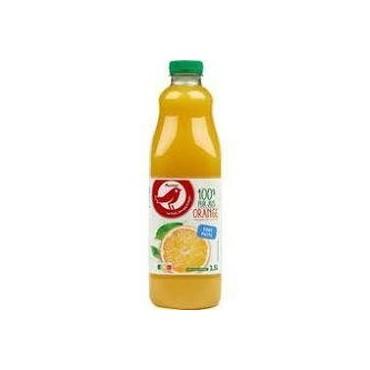 Auchan pur jus d\'orange...