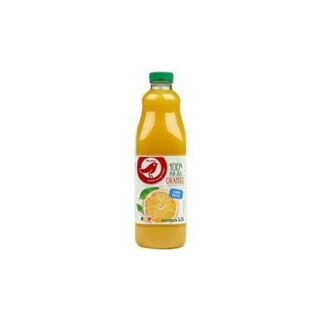 Auchan pur jus d\'orange pet 1,5 l
