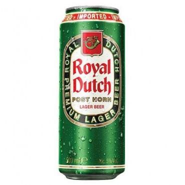 Royal Dutch bière 50CL