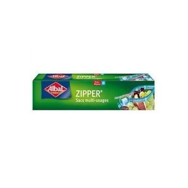 Zipper sacs multi-usages 8...