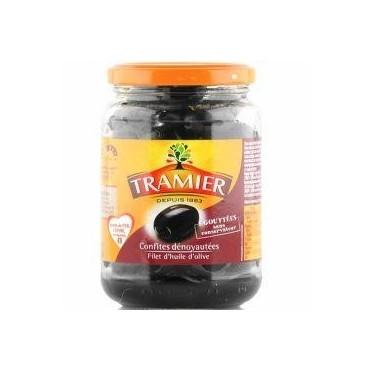 Tramier olives noires...