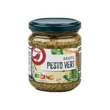 Auchan sauce Pesto vert 190 g