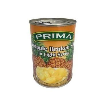 Prima Ananas morceaux 565 G