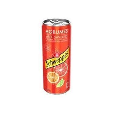 Schweppes agrumes boisson...