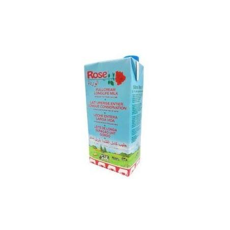 Rose lait entier liquide upérisé longue conservation 1L