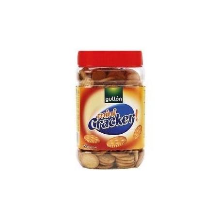 Gullon biscuits mini cracker boîte 350 g
