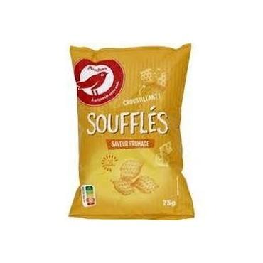 Auchan souffles saveur...