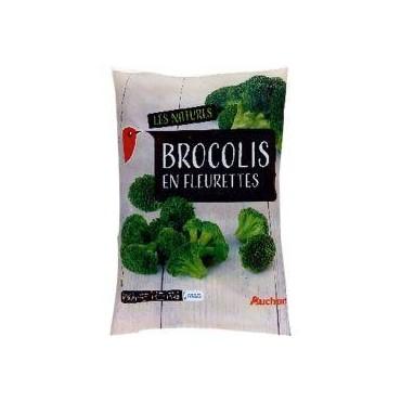 Auchan brocolis fleurettes...