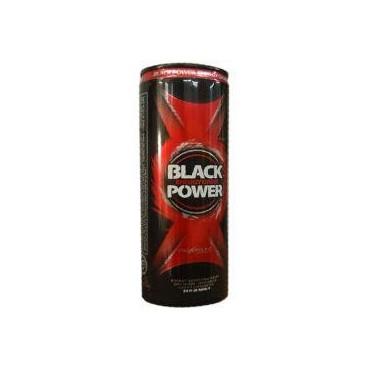 Black Power boisson...