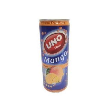 Uno jus de fruit mangue...