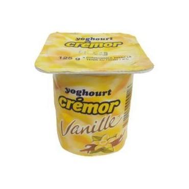 Crémor yaourt vanille pot...