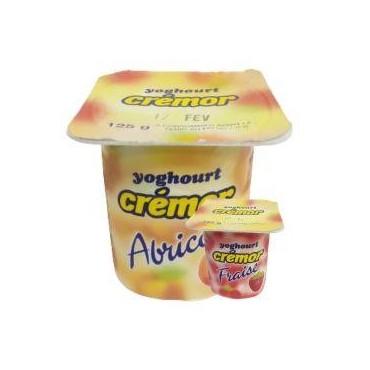 Crémor yaourt fraise &...
