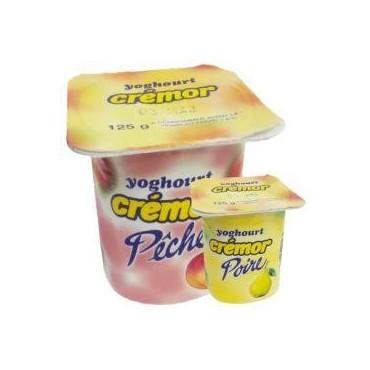 Crémor yaourt pêche & poire...