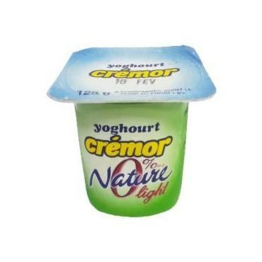 Crémor yaourt nature 0%...