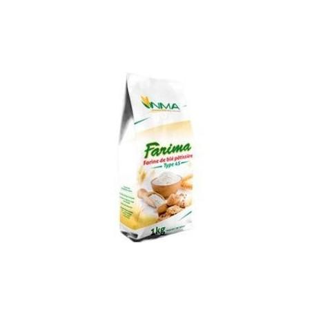 NMA Farima farine de blé pâtissiére type 45 1 kg