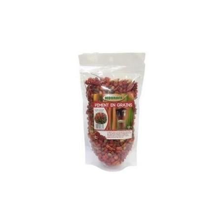 Mourafa piment en grains sachet de 120 g
