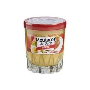 Auchan moutarde de Dijon...