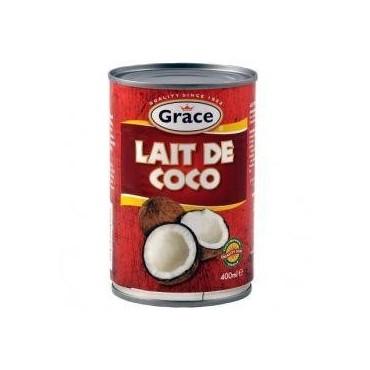 Grace lait de coco 400 ml