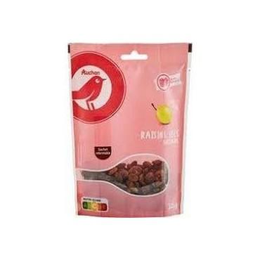 Auchan raisins secs...