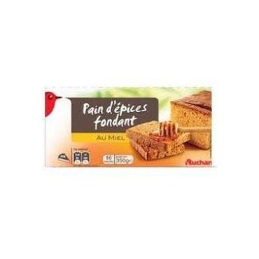 Auchan pain d\'épices...