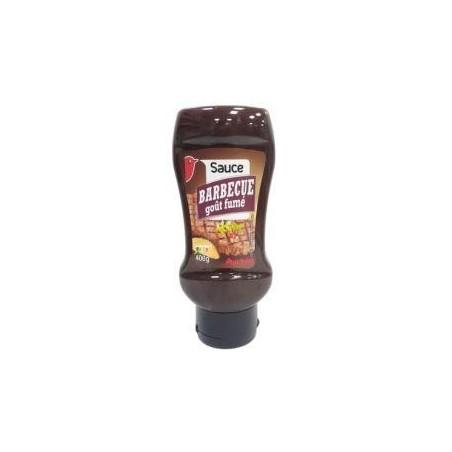 Auchan sauce barbecue goût fumé 400 g