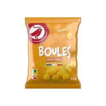 Auchan boules maïs soufflé...