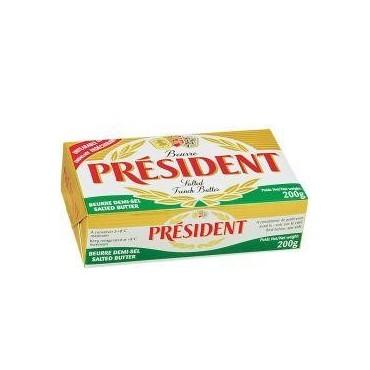Président beurre demi-sel...