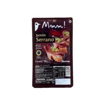 Auchan Mmm! jambon Serrano...