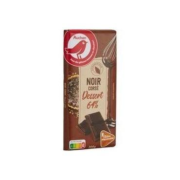 Auchan tablette chocolat...