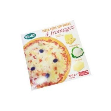 Rolli pizza cuite sur...