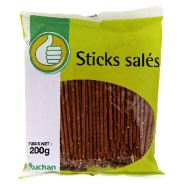 Pouce sticks salés 200 g