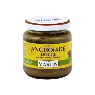 Jean martin Anchoïade douce...