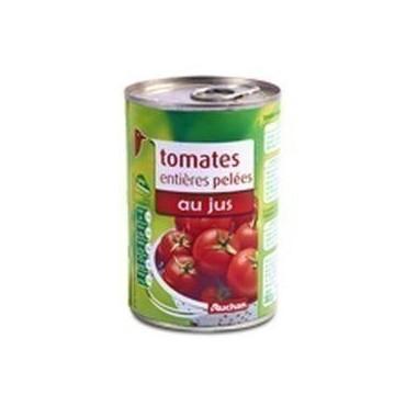 Tomate Pelée Boite 1/2 Pouce