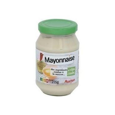 AUCHAN Mayonnaise comme à...