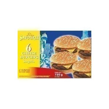 Cheese Burger 6X125G
