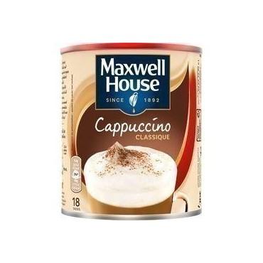 Maxwelle Cappuccino Boite 280