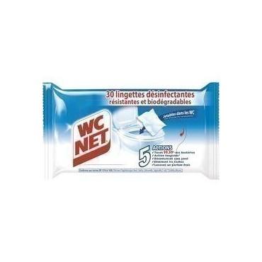 WC NET Lingettes...