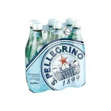 San Pellegrino eau minérale...