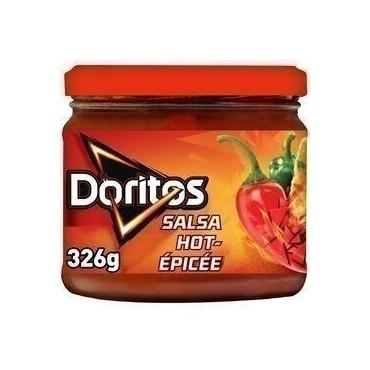 Doritos sauce tortilla...
