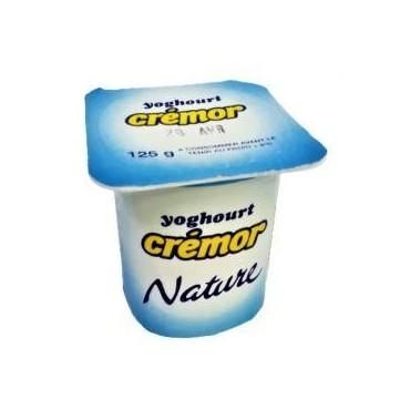 Crémor yaourt nature pot 125g