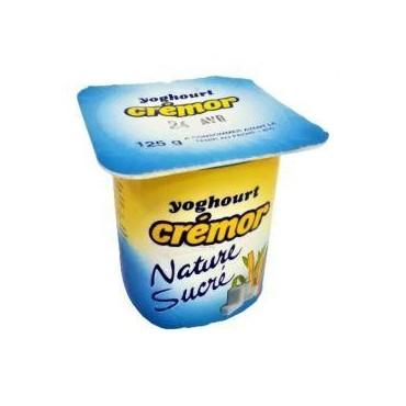 Crémor yaourt nature sucré...