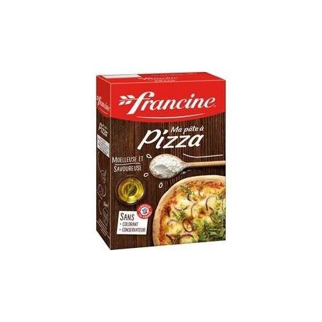 FRANCINE Ma pâte à pizza sans colorant sans conservateur 520g