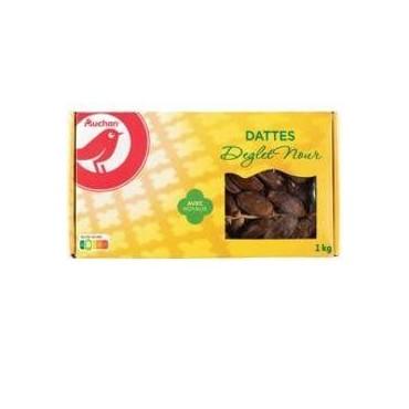 Auchan Datte DEGLET Nour 1KG