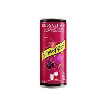 Schweppes Russchian boisson...