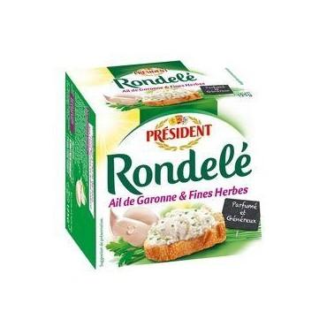Président fromage rondelé à...
