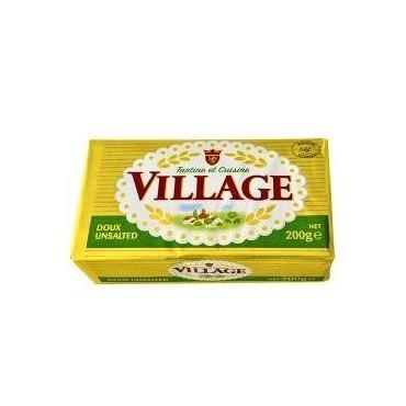 Village beurre doux pour...